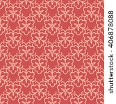 seamless pattern with... | Shutterstock .eps vector #406878088