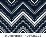 geometric ethnic oriental... | Shutterstock .eps vector #406926178