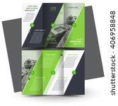 brochure design  business... | Shutterstock .eps vector #406958848