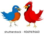 vector illustration of a... | Shutterstock .eps vector #406969660
