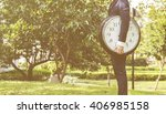 time timing management schedule ... | Shutterstock . vector #406985158