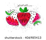 hand drawn illustration of...   Shutterstock .eps vector #406985413