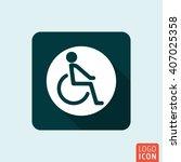 disabled handicap icon....