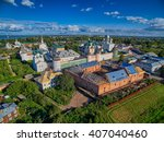 aerial view of rostov the great ... | Shutterstock . vector #407040460