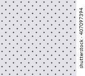 seamless geometric modern... | Shutterstock .eps vector #407097394