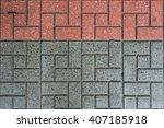 foot path texture | Shutterstock . vector #407185918
