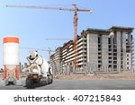 Cement Mixer Truck With Precast ...