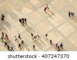 prague  czech republic  15... | Shutterstock . vector #407247370