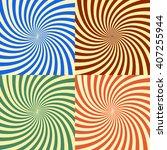 Swirl Stripes Illustration Of...