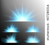 light effect stars bursts....