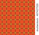 vector pixel pattern | Shutterstock .eps vector #407427520