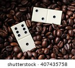 Domino And Coffee