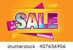sale.   Shutterstock .eps vector #407656906