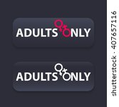 adults only sign  age...