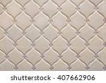 Delicate Beige  Leather...