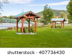 Riverside Recreation Area On A...