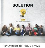 solution strategy light bulb...