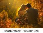 Passionate Love In The Autumn...