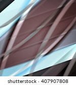 abstract background created... | Shutterstock .eps vector #407907808