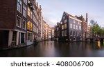 Amsterdam   Buildings Along...