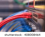 network panel  switch and... | Shutterstock . vector #408008464