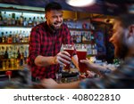 happy toast   Shutterstock . vector #408022810