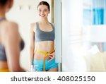 losing weight | Shutterstock . vector #408025150