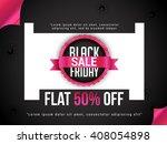 vector illustration banner or... | Shutterstock .eps vector #408054898