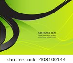 vector of abstract background  | Shutterstock .eps vector #408100144