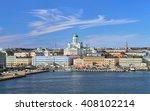 Helsinki  Finland. Scenic...