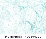 abstract topographic map ... | Shutterstock .eps vector #408104380