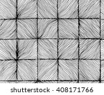 seamless wave hand drawn... | Shutterstock .eps vector #408171766