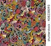 cartoon hand drawn handmade and ...   Shutterstock .eps vector #408238093
