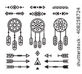 native american indian design...