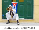havana cuba  april 14 2016   ... | Shutterstock . vector #408270424