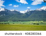 Ranch Land Near The Wallowa...