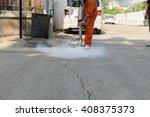 bangkok  thailand   january 31  ... | Shutterstock . vector #408375373