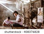 pak thong chai ... | Shutterstock . vector #408376828
