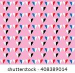 seamless heart pattern  heart... | Shutterstock .eps vector #408389014