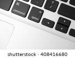 keyboard close up | Shutterstock . vector #408416680