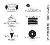Vector Flat Logo Collection Fo...