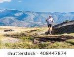 avila  spain   august 1  2015 ... | Shutterstock . vector #408447874