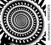 abstract spiral  vortex graphic....   Shutterstock .eps vector #408451876