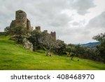 Ruins Of A Castle At Salvatier...