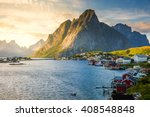 Lofoten  Reine  Norway