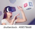 varna  bulgaria   march 10 ... | Shutterstock . vector #408578668