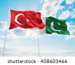 3d illustration of turkey  ... | Shutterstock . vector #408603466