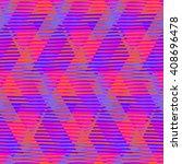 vector geometric seamless...   Shutterstock .eps vector #408696478