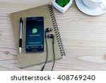chiang mai thailand   april 21  ...   Shutterstock . vector #408769240