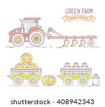 agribusiness.vector... | Shutterstock .eps vector #408942343